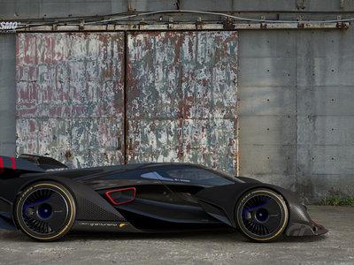 El McLaren Ultimate Vision Gran Turismo es el hyperdeportivo del 2030 con el que ya podrás jugar este año