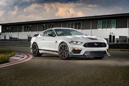 El Ford Mustang Mach 1 será el Mustang más brutal jamás vendido en Europa: el pony car de 487 CV está al caer