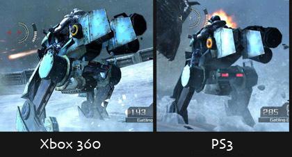 Análisis de 'Lost Planet'. Problemas en PS3 y nosotros lo pagamos, ya basta