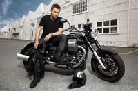 La nueva Moto Guzzi California 1400 tiene como padrino a Ewan McGregor