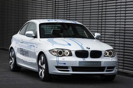 BMW Concept ActiveE, el primer BMW eléctrico
