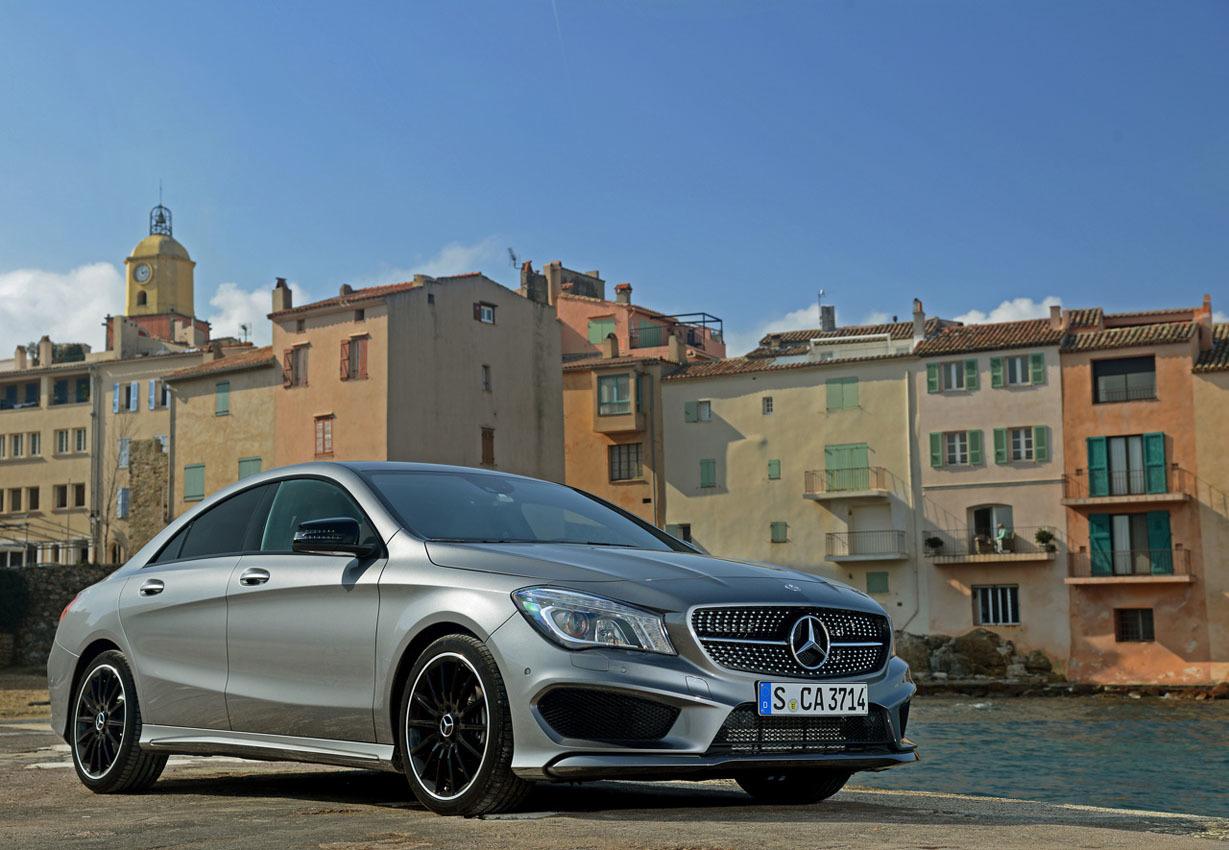 Foto de Mercedes-Benz Clase CLA (Saint-Tropez) (29/51)