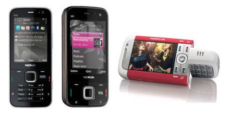 Temas de sonido para teléfonos de Nokia