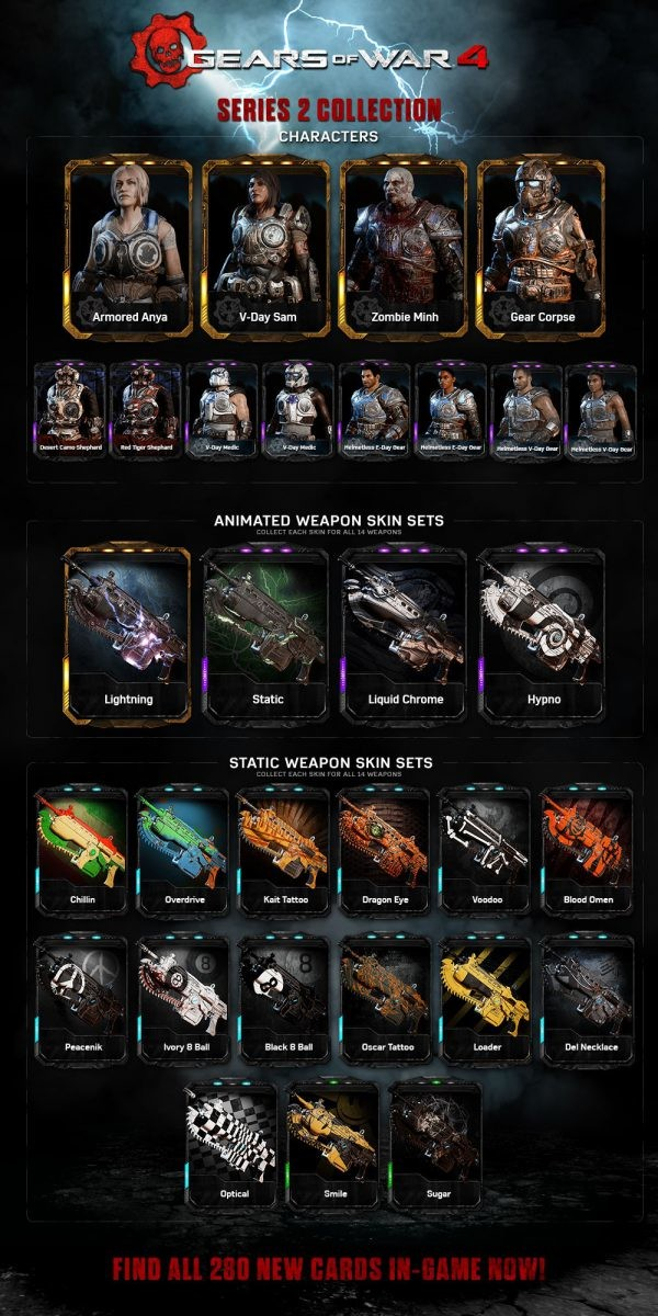 Gears 4 Series 2 Collection E1484031607588