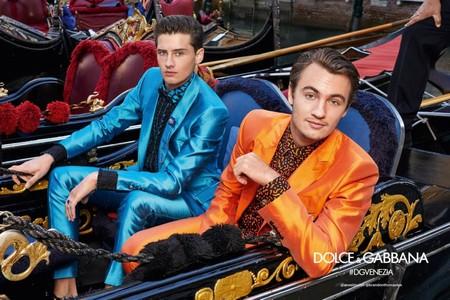Dolce & Gabbana Primavera Verano 2018