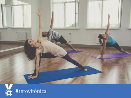 #RetoVitónica: siete posturas de Yoga para ayudarte a mejorar como corredor