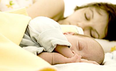¿Qué nana o canción tarareas a tus hijos para que se duerman?