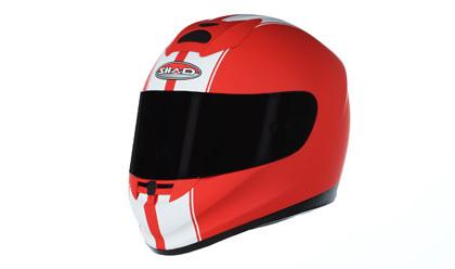 Nuevo casco SHAD AD405