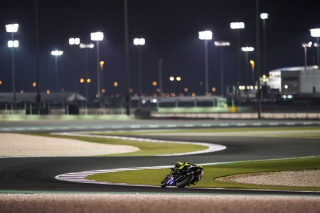 Valentino Rossi Test Catar 2019