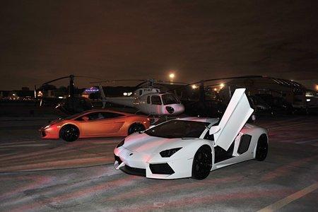 El Lamborghini Aventador ya se vende en Brasil