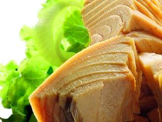 Aumenta la masa muscular comiendo atún