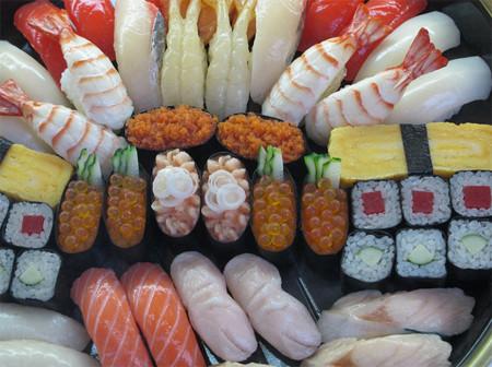 El arte japonés del Sampuru o cómo reproducir comida de manera exacta