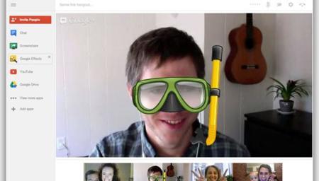 Los Hangouts de Google+ sufren un lavado de cara