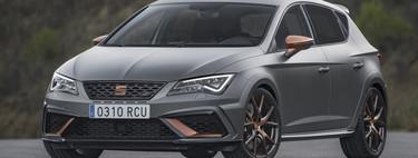 ¿Qué alternativas totalmente diferentes al SEAT León Cupra R hay por los más de 45.000 euros que cuesta?