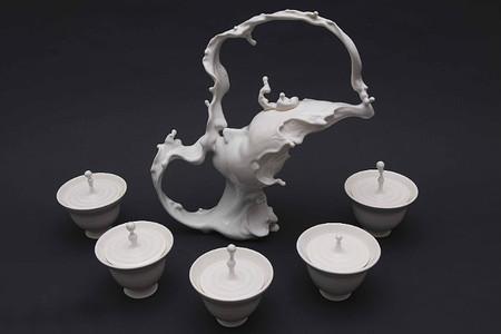 Porcelana imaginativa de Johnson Tsang