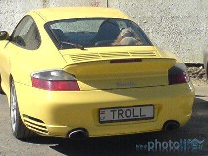Porsche Carrera Troll