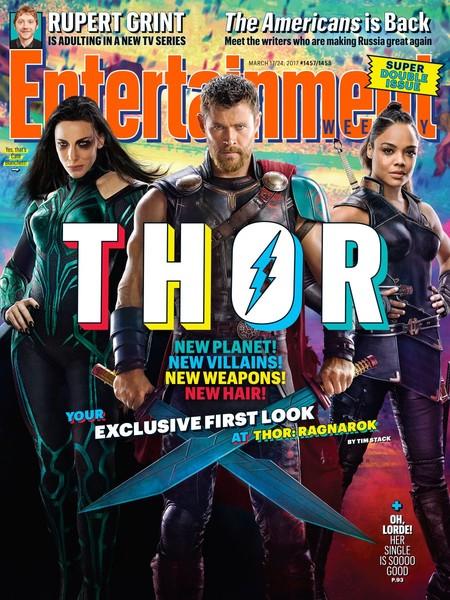 'Thor: Ragnarok', primeras imágenes