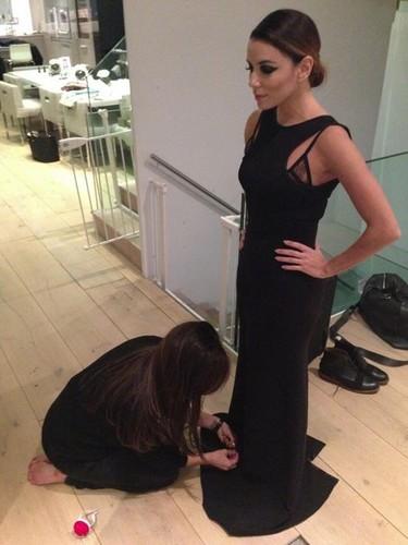 Victoria Beckham sirve <em>pa'tó</em>, lo mismo te diseña un vestido que te sube un bajo