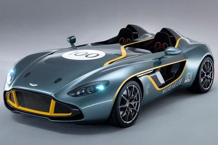 Aston Martin CC100, ahora con imágenes oficiales