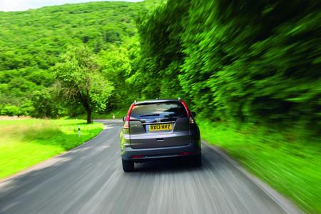 Honda CR-V 1.6 i-DTEC en carretera