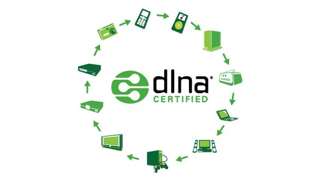La tecnología DLNA