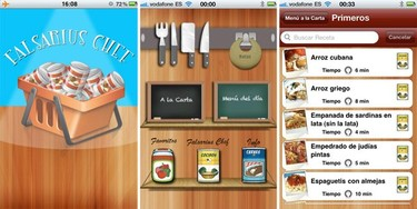 Falsarius Chef, cocina para impostores con iPhone