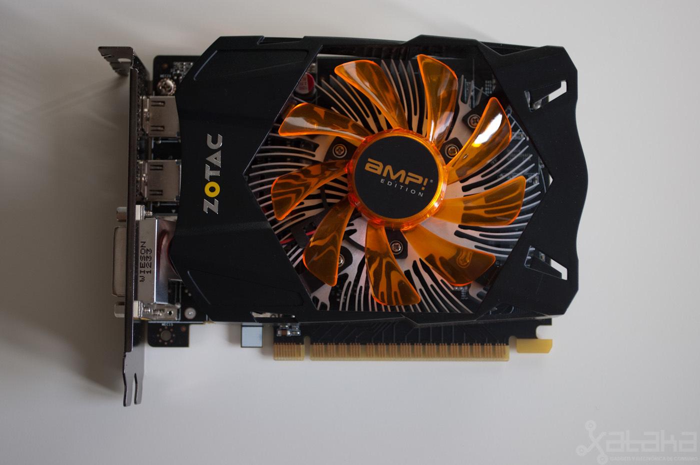 Foto de Zotac GeForce 650 Ti, análisis (1/9)