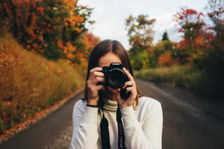 Hacer Buenas Fotos Otono Camara Y Movil