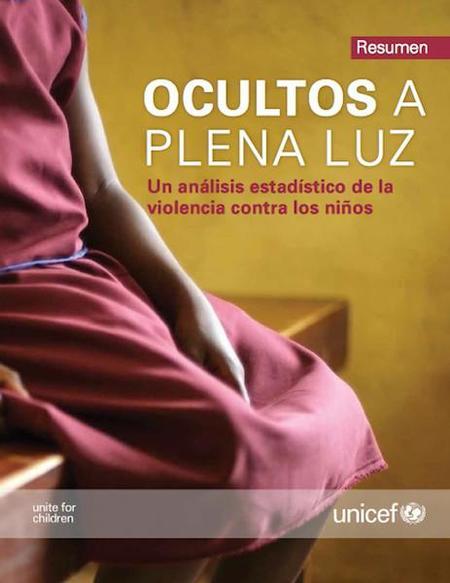 """""""Ocultos a plena luz"""": la violencia contra los niños se puede evitar si nos negamos a que permanezca en la sombra"""