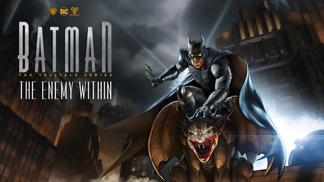 Telltale Games anuncia Batman: The Enemy Within, The Walking Dead: The Final Season y The Wolf Among Us: Season 2