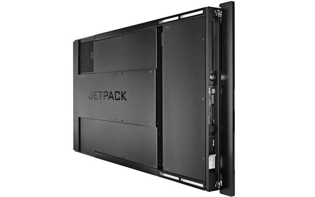 Piixl JetPack, escondiendo la Steam Machine detrás del televisor