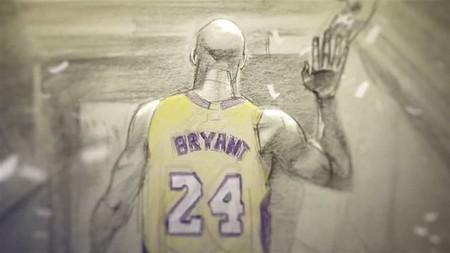 'Dear Basketball', el cortometraje de Kobe Bryant ganador del Óscar, disponible online de forma gratuita