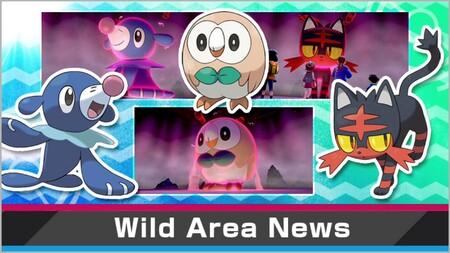 Pokémon Espada y Escudo: todos los Pokémon Dinamax para derrotar por el evento dedicado a los Pokémon iniciales de Alola
