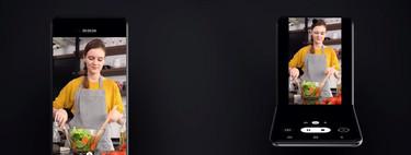 Se filtran más detalles del Samsung Galaxy Z Flip: sensor de huellas lateral y doble cámara trasera de 12 MP, entre ellos