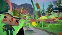 'Tearaway', la nueva monería de Media Molecule para PS Vita nos deja encantados [Gamescom 2012]