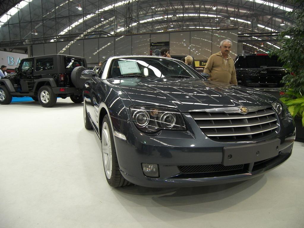 Foto de Chrysler Crossfire en el Salón de Vigo (2/14)
