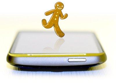 Android 2.3 Gingerbread llegando a los HTC Desire HD e Incredible S