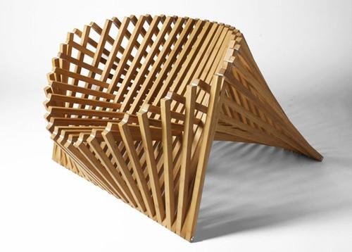 Robert van embricqs un arquitecto que hace muebles for Robert van embricqs chair