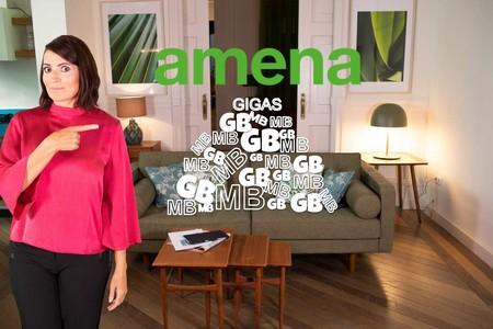 Amena vuelve a regalar gigas como promoción de verano