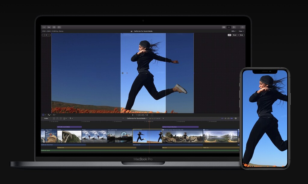 Apple registra una marca comercial de Final Cut Pro que apunta a una posible suscripción