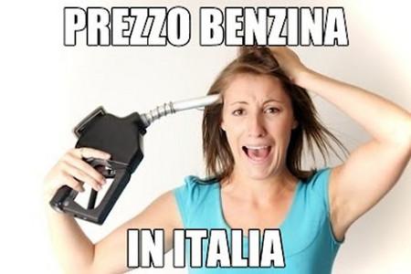 El precio de la gasolina en Italia