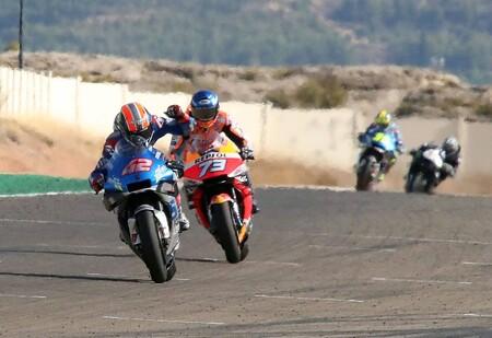 Rins Marquez Aragon Motogp 2020