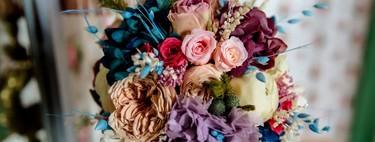 Cómo alegrar nuestras casas con flores secas o artificiales (ahora que no podemos salir a comprar macetas)