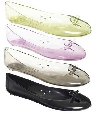 Jelly Shoes by Marc Jacobs