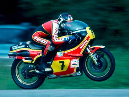 Sheene Suzuki 500cc