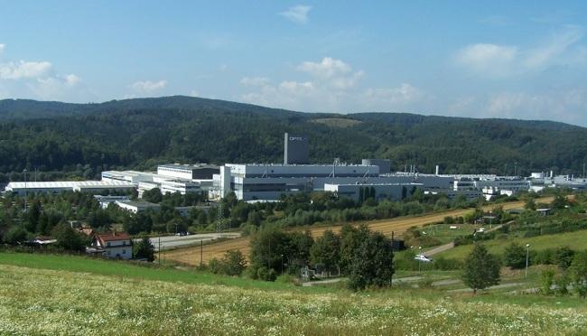 Factoría Opel de Eisenach