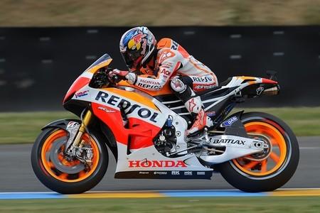 MotoGP Francia 2013: Dani Pedrosa reparte lecciones de pilotaje en MotoGP