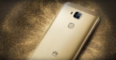 Huawei G8 Back