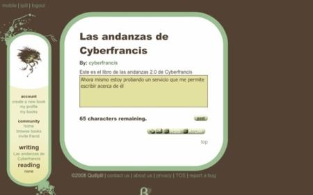 Quillpill, la micro-literatura 2.0