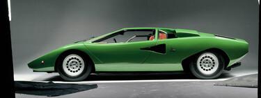 Lamborghini Countach: el día que Lamborghini conquistó el mundo con una nave espacial